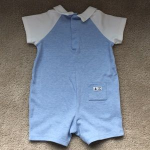 d5fe0906 Janie and Jack One Pieces - Janie and Jack baby boy whale romper size 6-